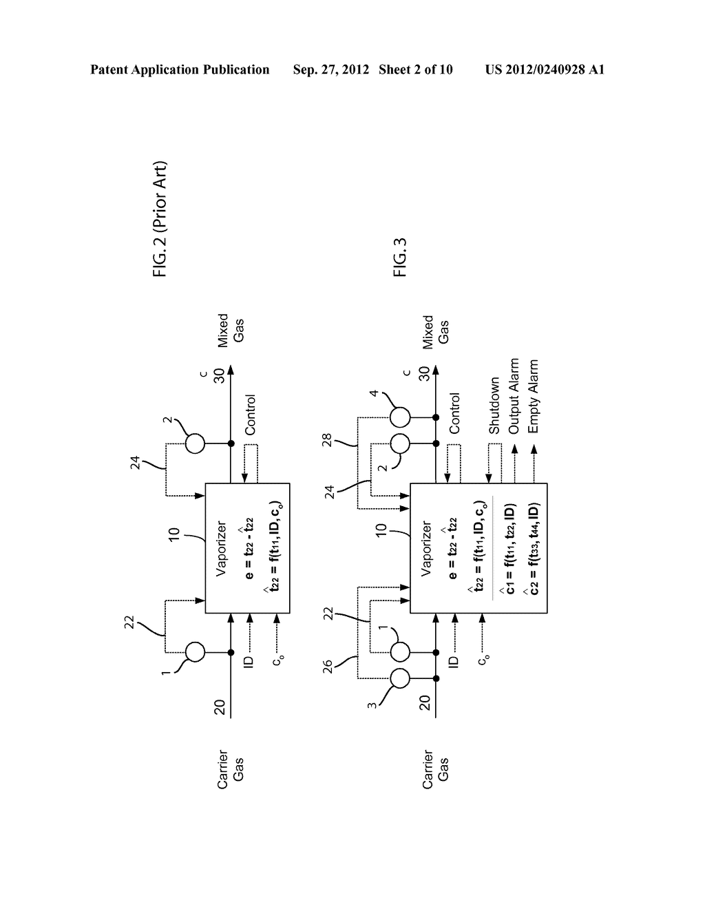 Medical Vaporizer and Method of Monitoring of a Medical Vaporizer - diagram, schematic, and image 03