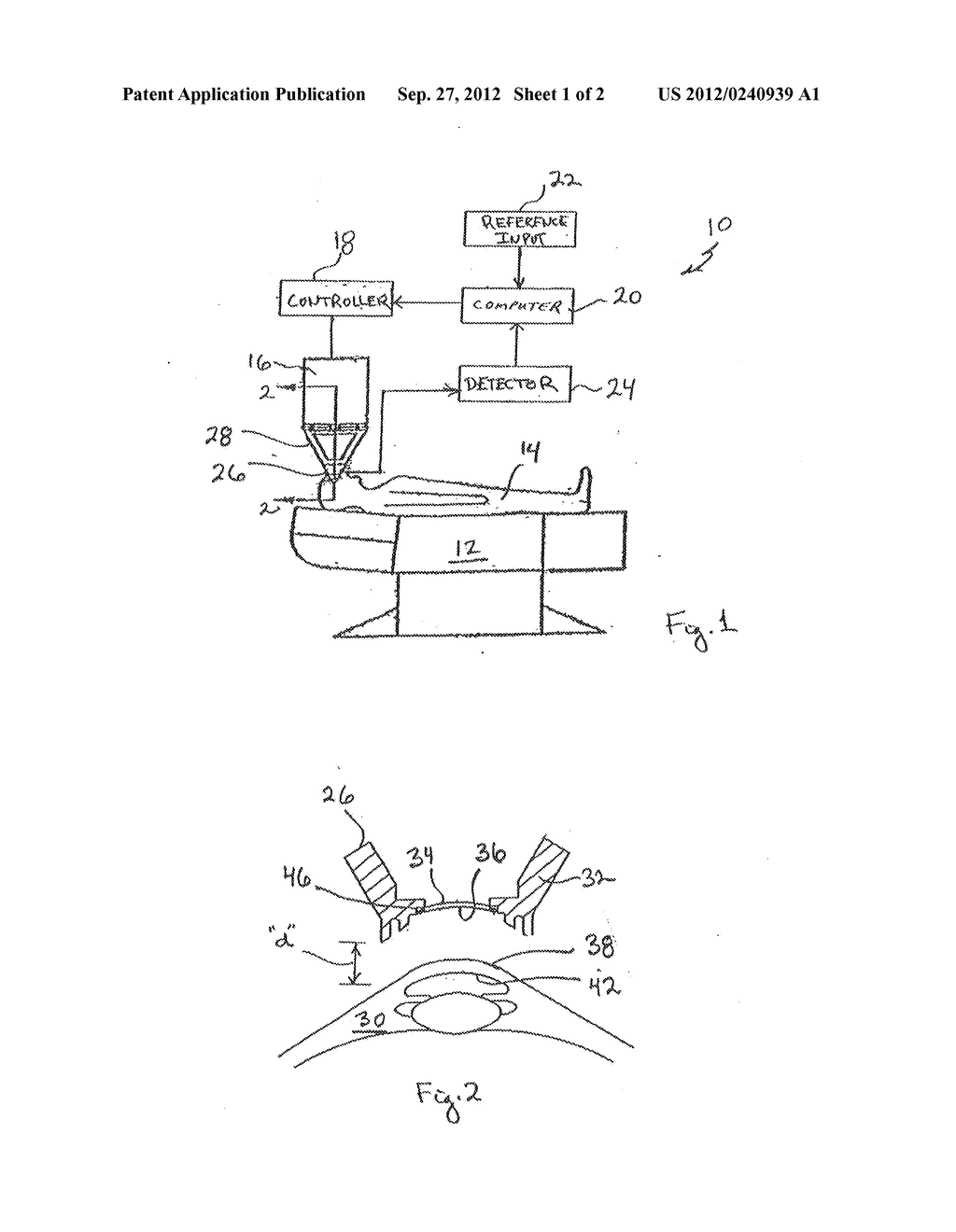 Apparatus and Method for Control of Refractive Index Changes in a Material - diagram, schematic, and image 02