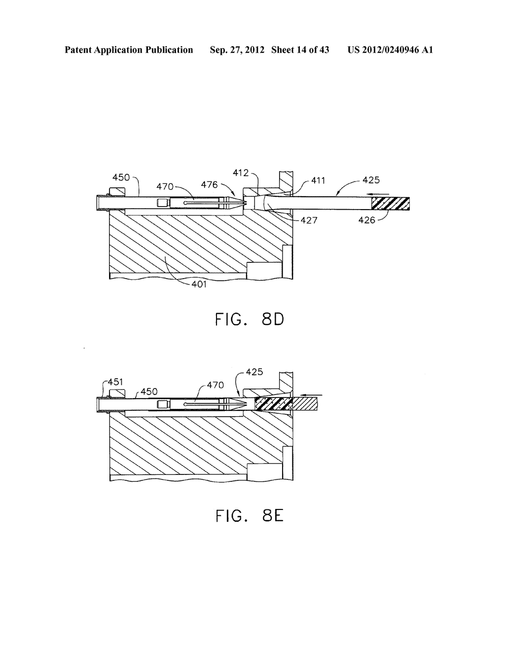 BLANK CIGARETTE TUBE LOCATING AND HOLDING APPARATUS - diagram, schematic, and image 15