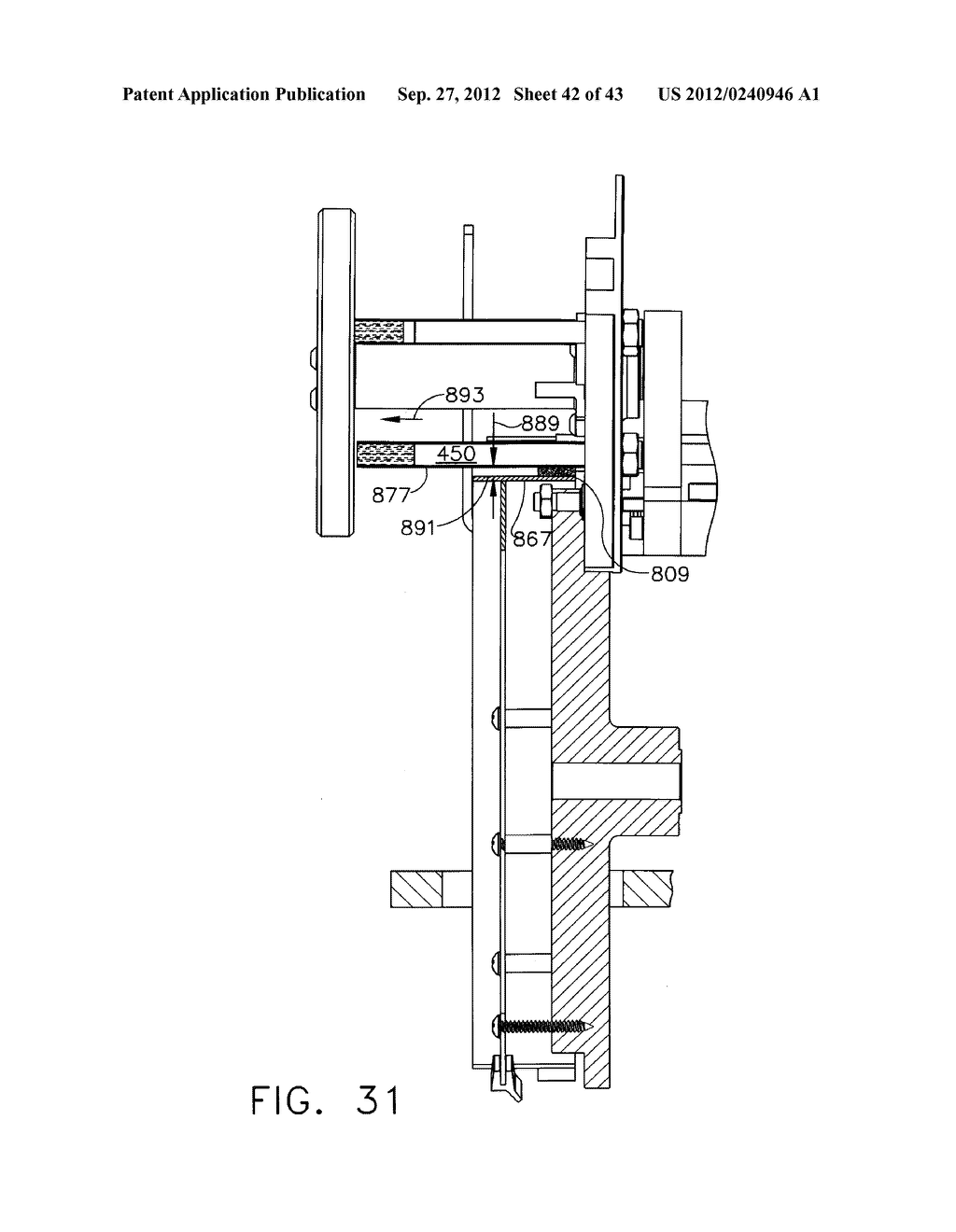 BLANK CIGARETTE TUBE LOCATING AND HOLDING APPARATUS - diagram, schematic, and image 43
