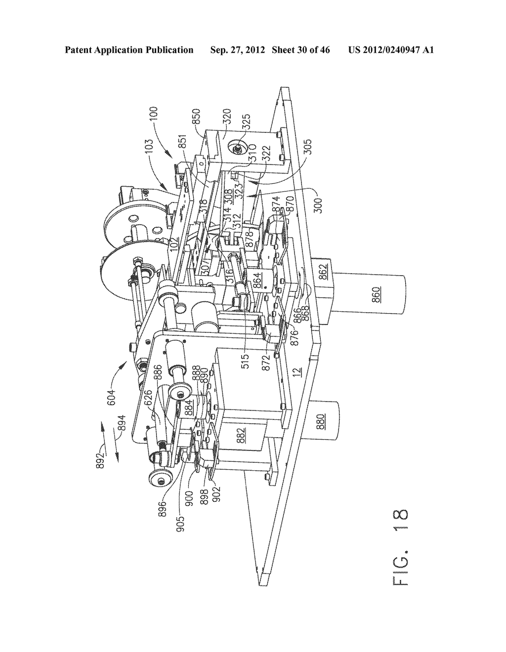 CIGARETTE MAKING MACHINE WITH PIVOT PIN CONNECTOR - diagram, schematic, and image 31