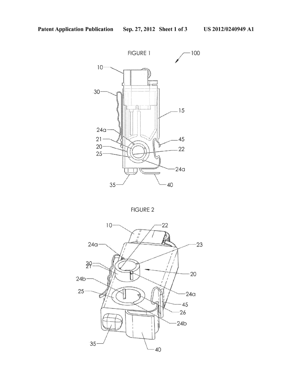 Multi-Purpose Lighter Apparatus - diagram, schematic, and image 02