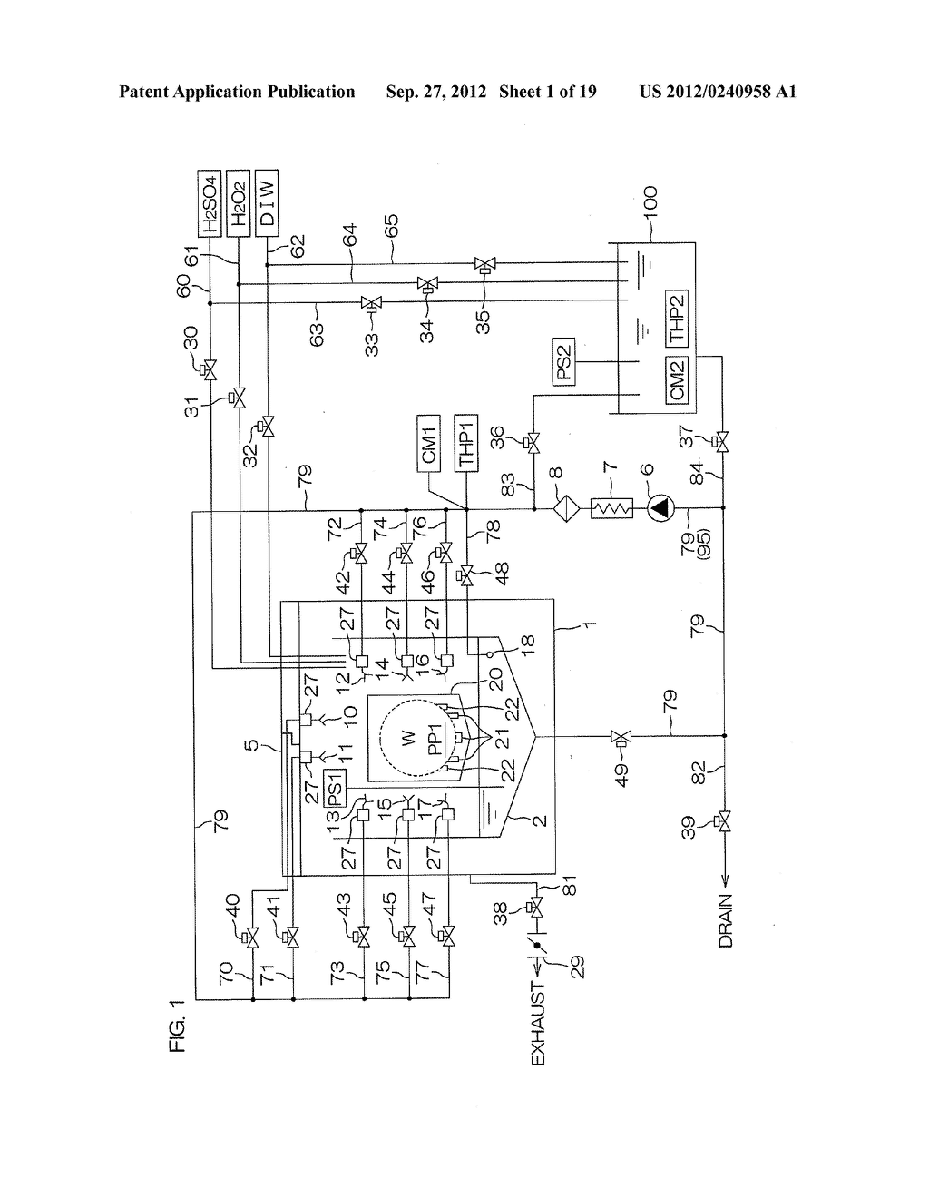 SUBSTRATE TREATMENT APPARATUS AND SUBSTRATE TREATMENT METHOD - diagram, schematic, and image 02
