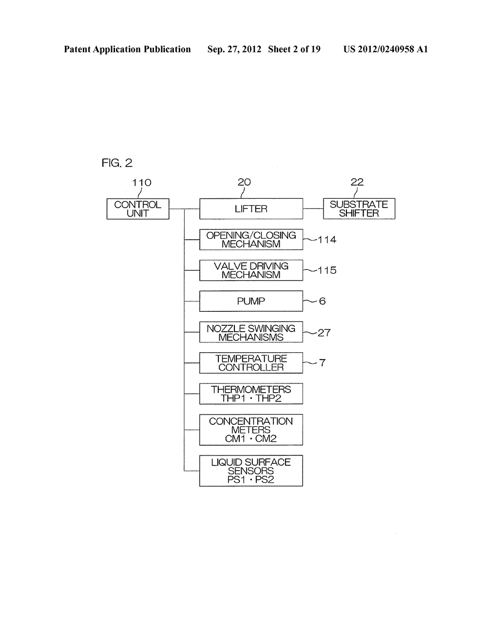 SUBSTRATE TREATMENT APPARATUS AND SUBSTRATE TREATMENT METHOD - diagram, schematic, and image 03