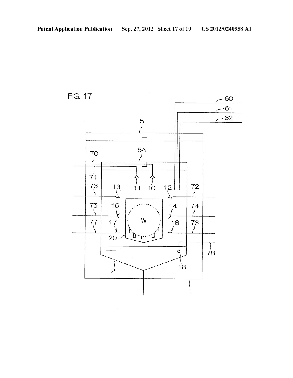 SUBSTRATE TREATMENT APPARATUS AND SUBSTRATE TREATMENT METHOD - diagram, schematic, and image 18