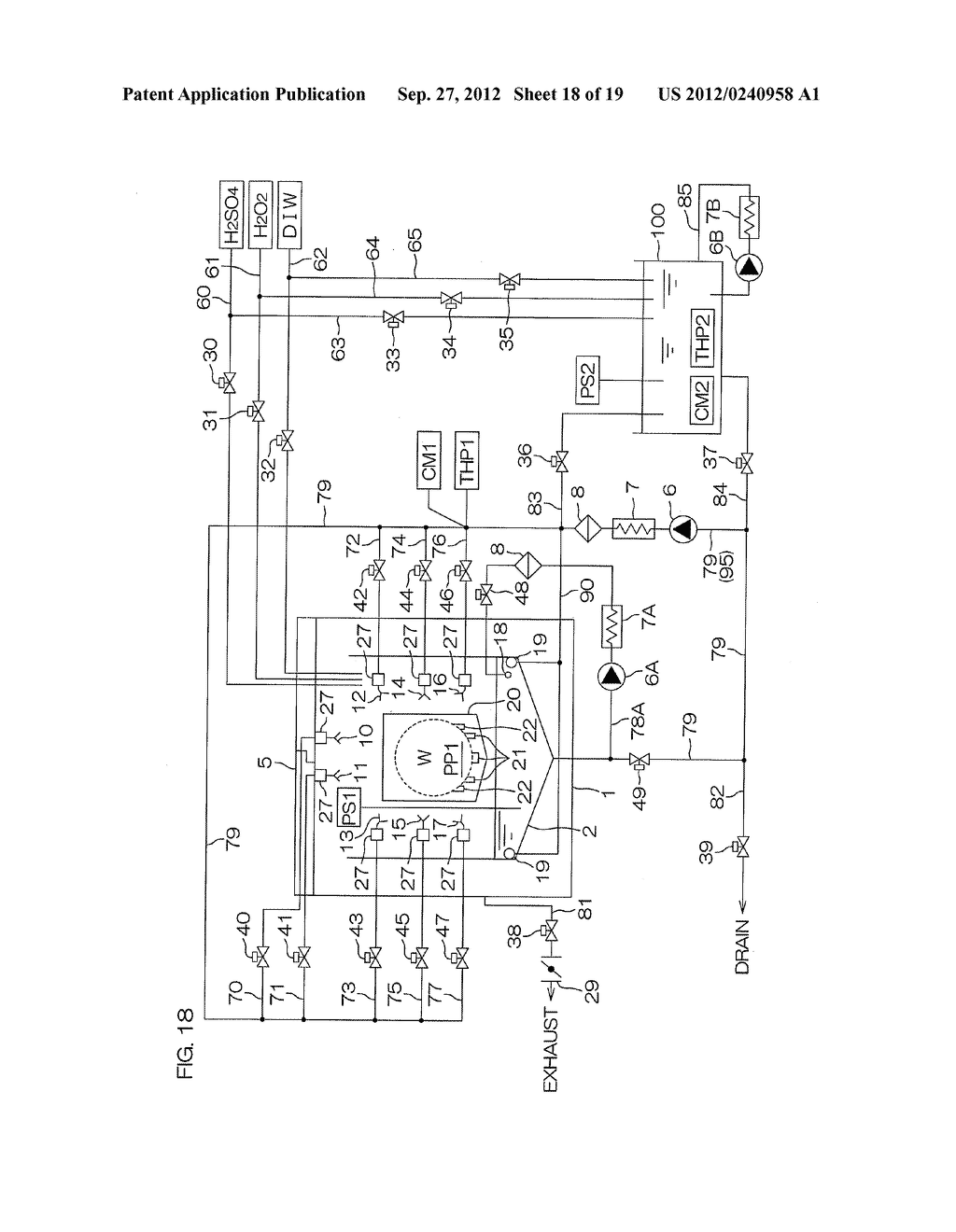 SUBSTRATE TREATMENT APPARATUS AND SUBSTRATE TREATMENT METHOD - diagram, schematic, and image 19