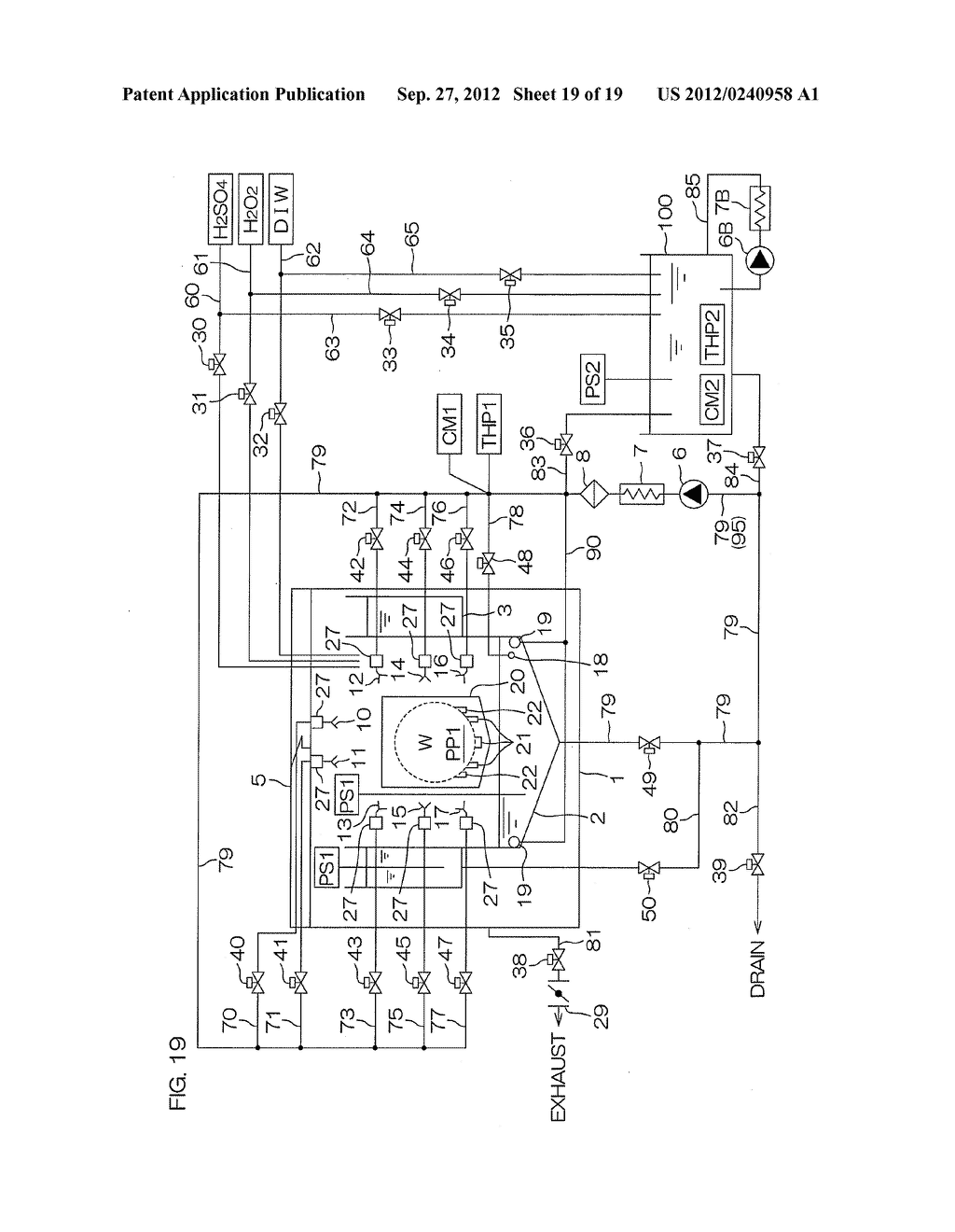 SUBSTRATE TREATMENT APPARATUS AND SUBSTRATE TREATMENT METHOD - diagram, schematic, and image 20