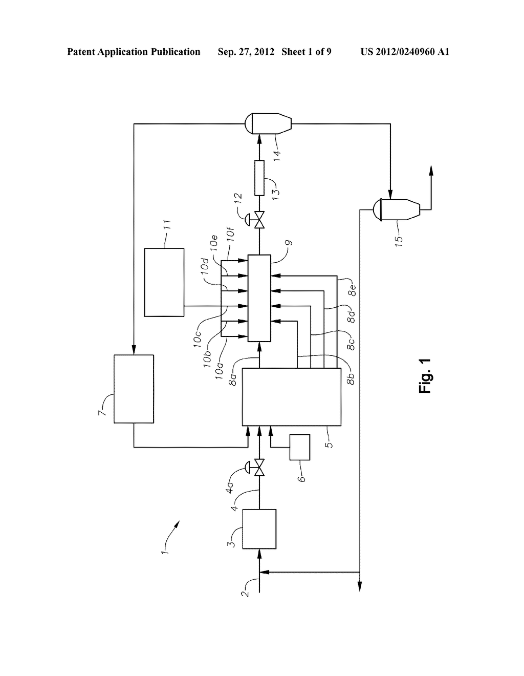 Separation Vessels For Use In Polymerization Processes And Methods For     Cleaning Same - diagram, schematic, and image 02