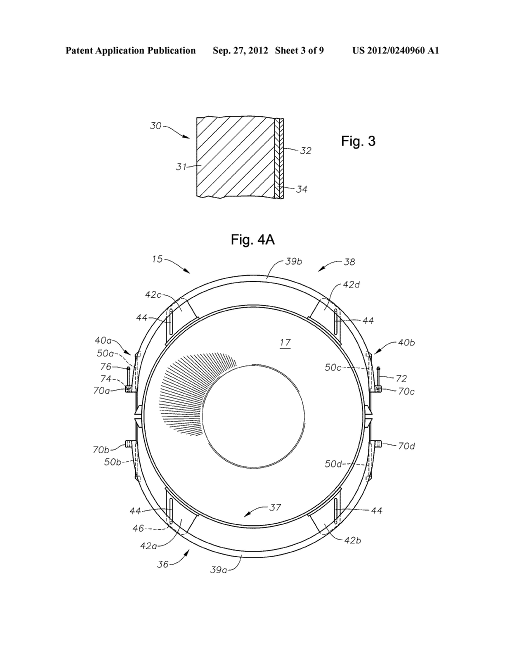 Separation Vessels For Use In Polymerization Processes And Methods For     Cleaning Same - diagram, schematic, and image 04