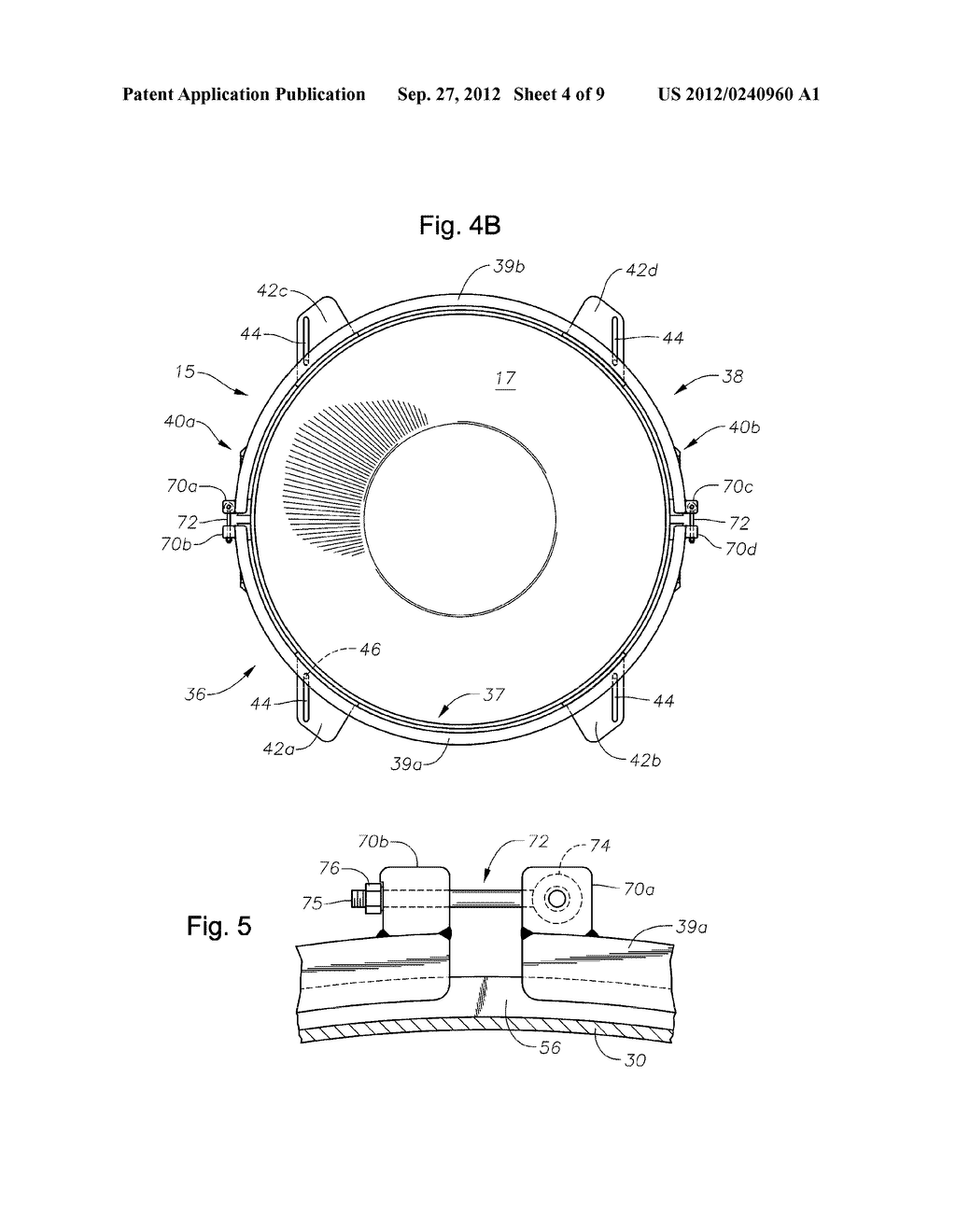 Separation Vessels For Use In Polymerization Processes And Methods For     Cleaning Same - diagram, schematic, and image 05