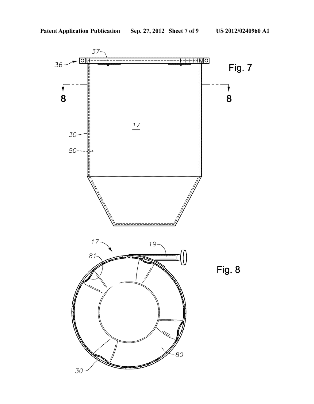 Separation Vessels For Use In Polymerization Processes And Methods For     Cleaning Same - diagram, schematic, and image 08
