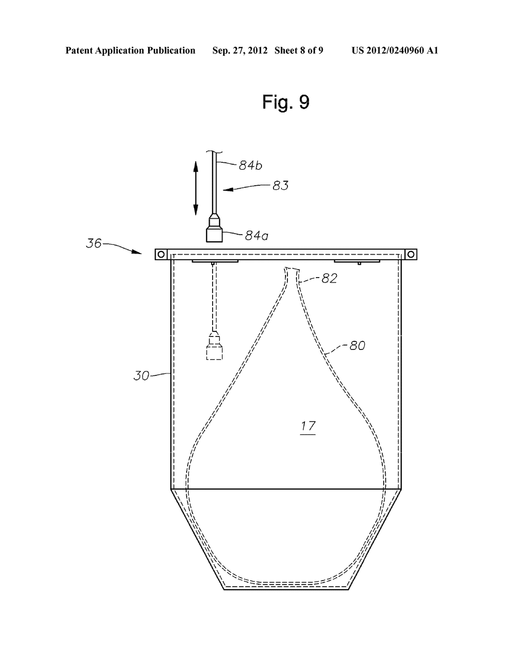 Separation Vessels For Use In Polymerization Processes And Methods For     Cleaning Same - diagram, schematic, and image 09