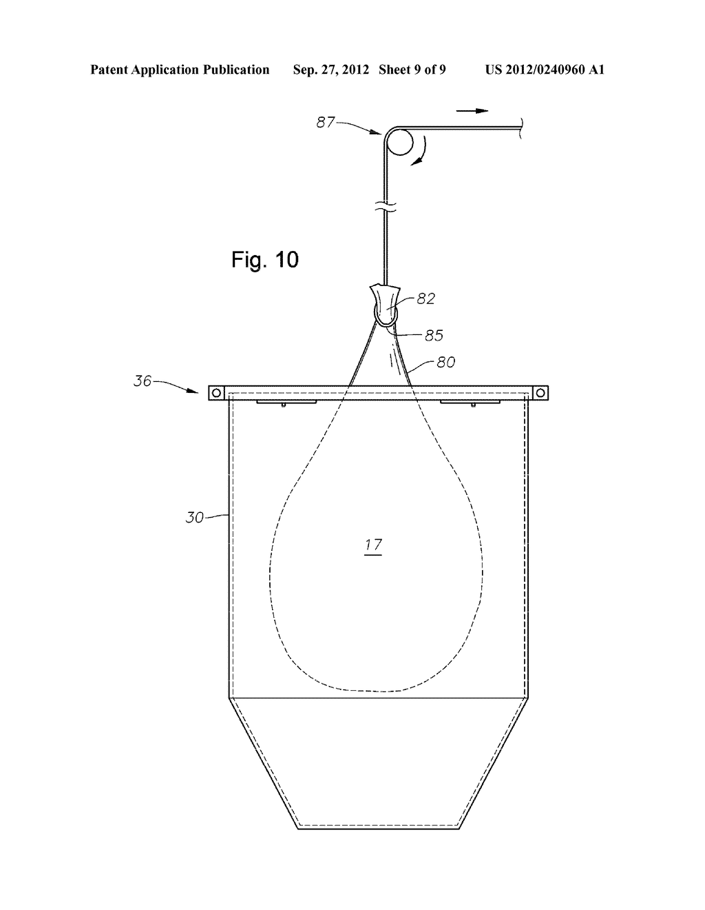 Separation Vessels For Use In Polymerization Processes And Methods For     Cleaning Same - diagram, schematic, and image 10
