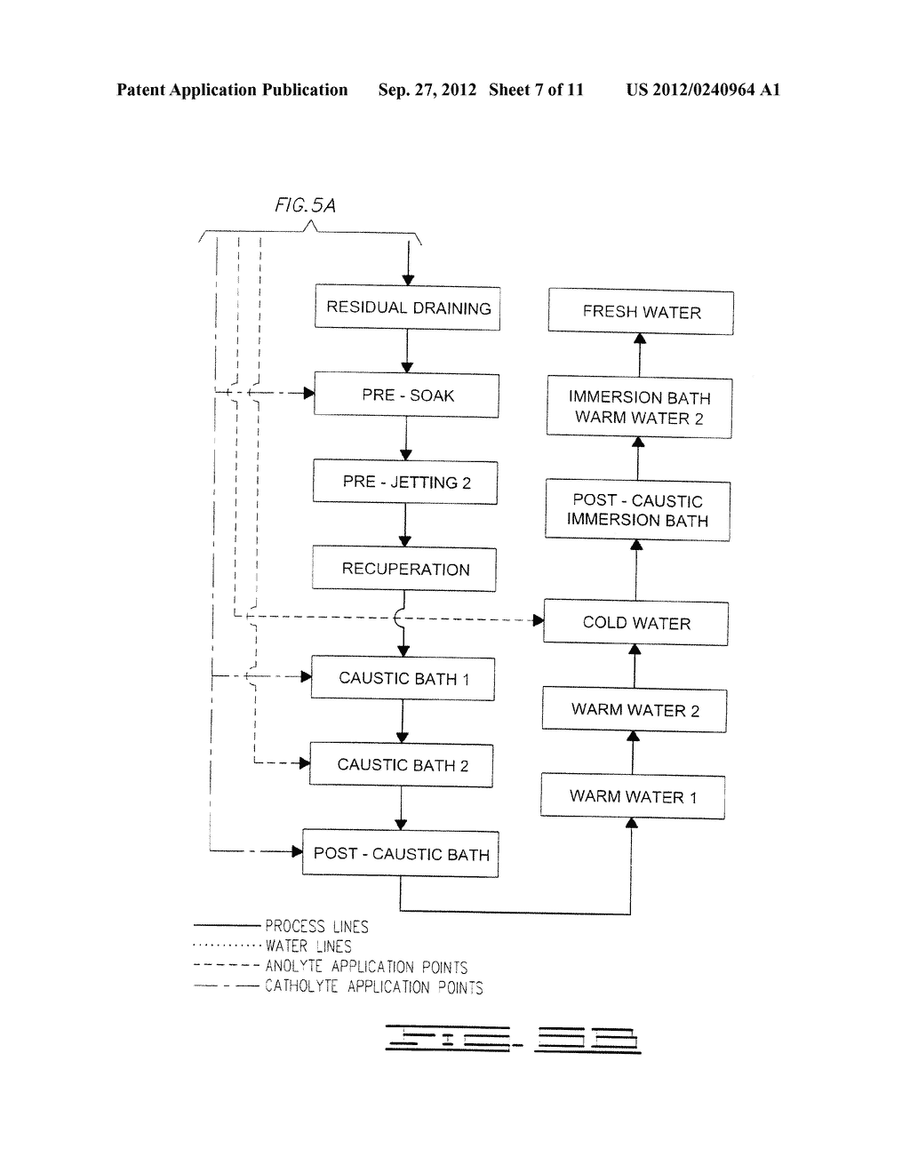 BEVERAGE MANUFACTURE, PROCESSING, PACKAGING AND DISPENSING USING     ELECTROCHEMICALLY ACTIVATED WATER - diagram, schematic, and image 08