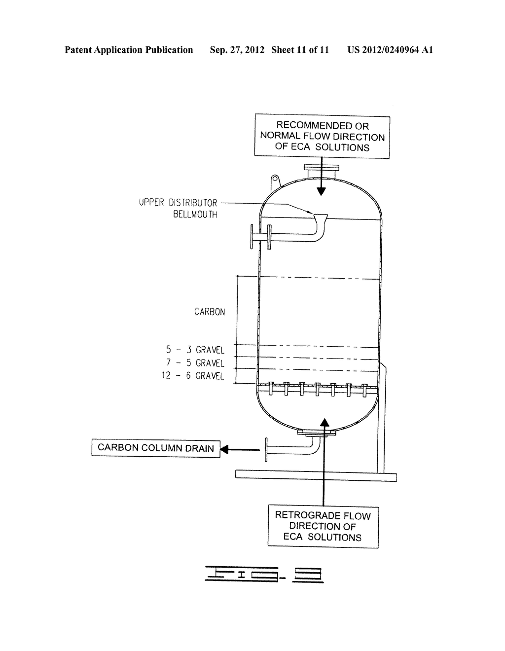 BEVERAGE MANUFACTURE, PROCESSING, PACKAGING AND DISPENSING USING     ELECTROCHEMICALLY ACTIVATED WATER - diagram, schematic, and image 12