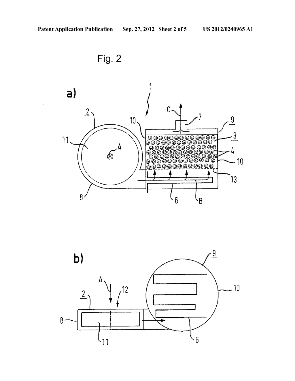 DISHWASHING MACHINE EQUIPPED WITH A SORPTION DRYING DEVICE - diagram, schematic, and image 03