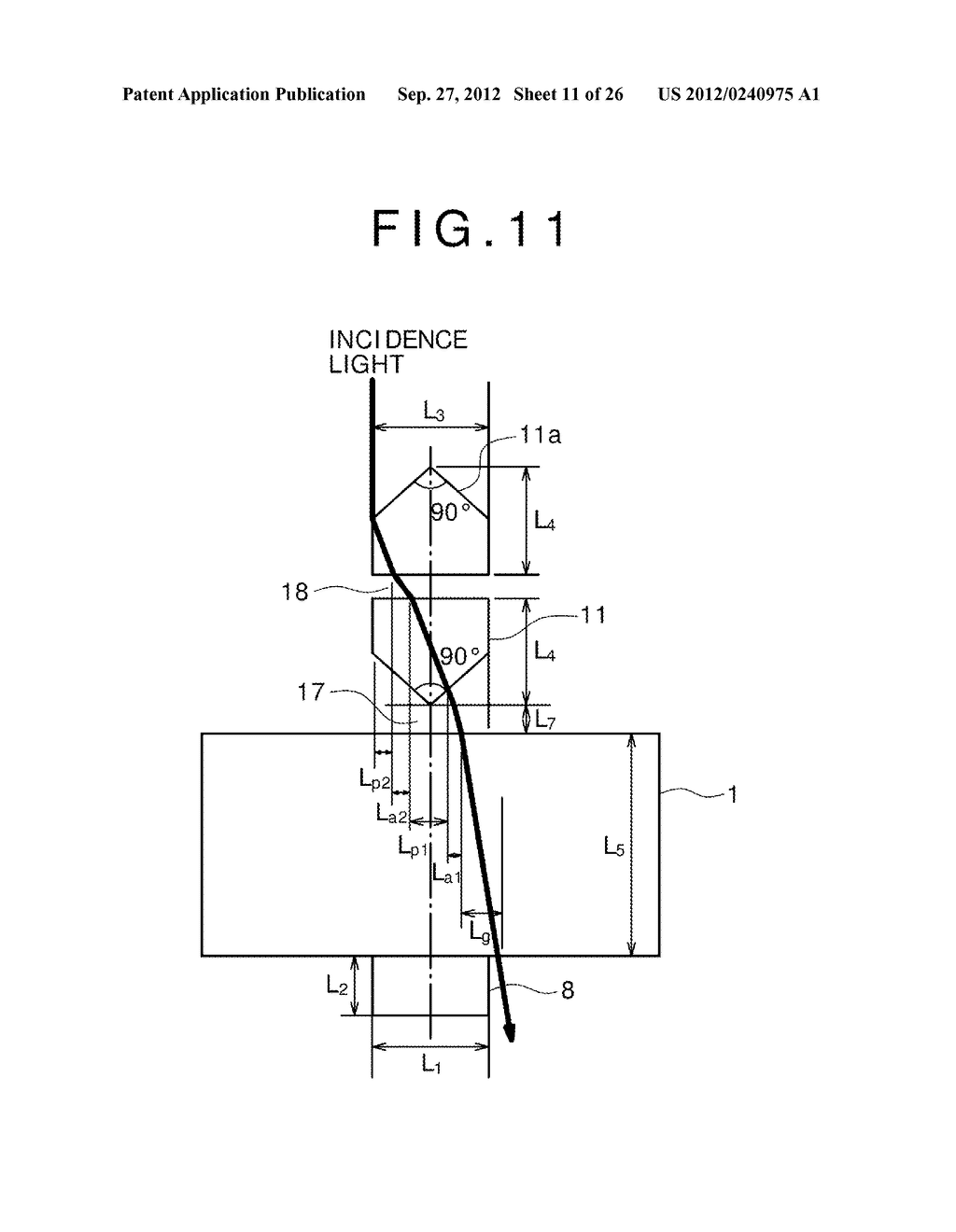 PHOTOELECTRIC CONVERSION DEVICE, PHOTOELECTRIC CONVERSION DEVICE ARRAY,     FABRICATION METHOD FOR PHOTOELECTRIC CONVERSION DEVICE AND ELECTRONIC     APPARATUS - diagram, schematic, and image 12
