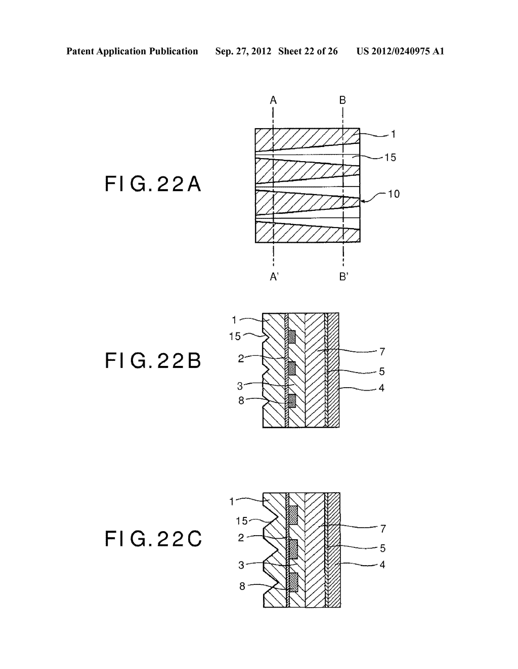 PHOTOELECTRIC CONVERSION DEVICE, PHOTOELECTRIC CONVERSION DEVICE ARRAY,     FABRICATION METHOD FOR PHOTOELECTRIC CONVERSION DEVICE AND ELECTRONIC     APPARATUS - diagram, schematic, and image 23