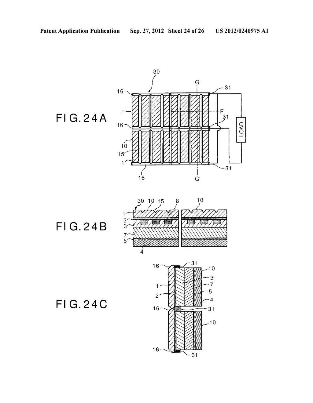PHOTOELECTRIC CONVERSION DEVICE, PHOTOELECTRIC CONVERSION DEVICE ARRAY,     FABRICATION METHOD FOR PHOTOELECTRIC CONVERSION DEVICE AND ELECTRONIC     APPARATUS - diagram, schematic, and image 25