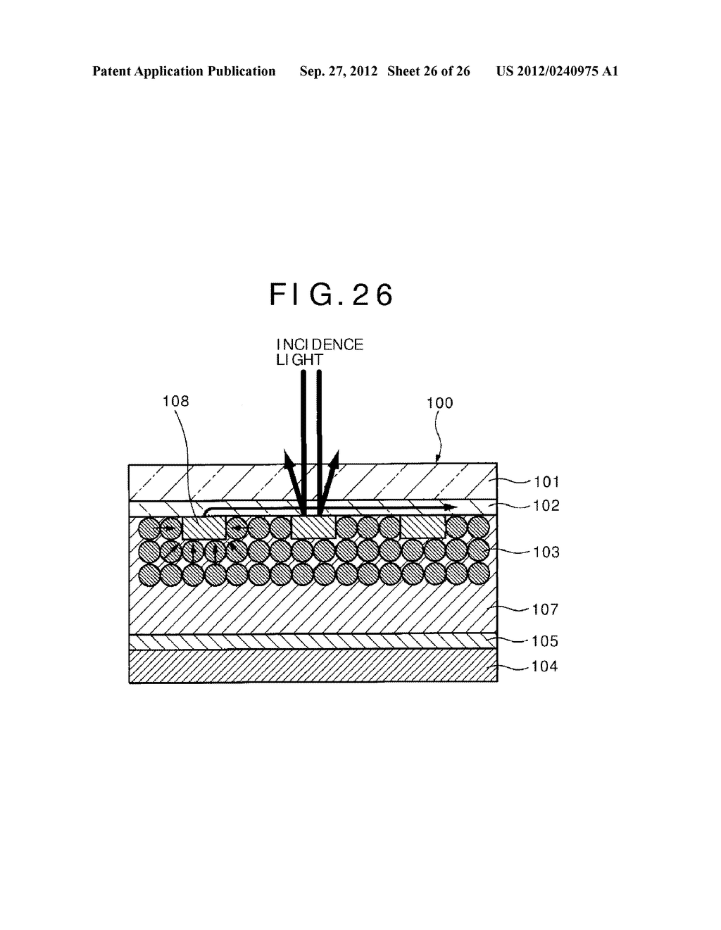 PHOTOELECTRIC CONVERSION DEVICE, PHOTOELECTRIC CONVERSION DEVICE ARRAY,     FABRICATION METHOD FOR PHOTOELECTRIC CONVERSION DEVICE AND ELECTRONIC     APPARATUS - diagram, schematic, and image 27