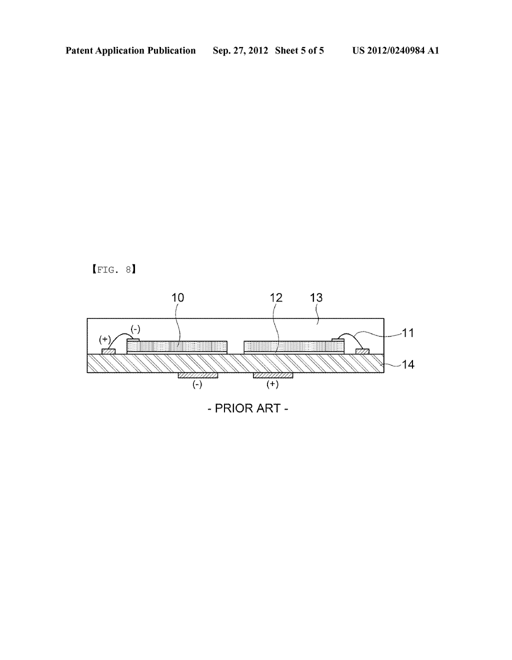 SOLAR CELL MODULE AND METHOD FOR MANUFACTURING THE SAME - diagram, schematic, and image 06