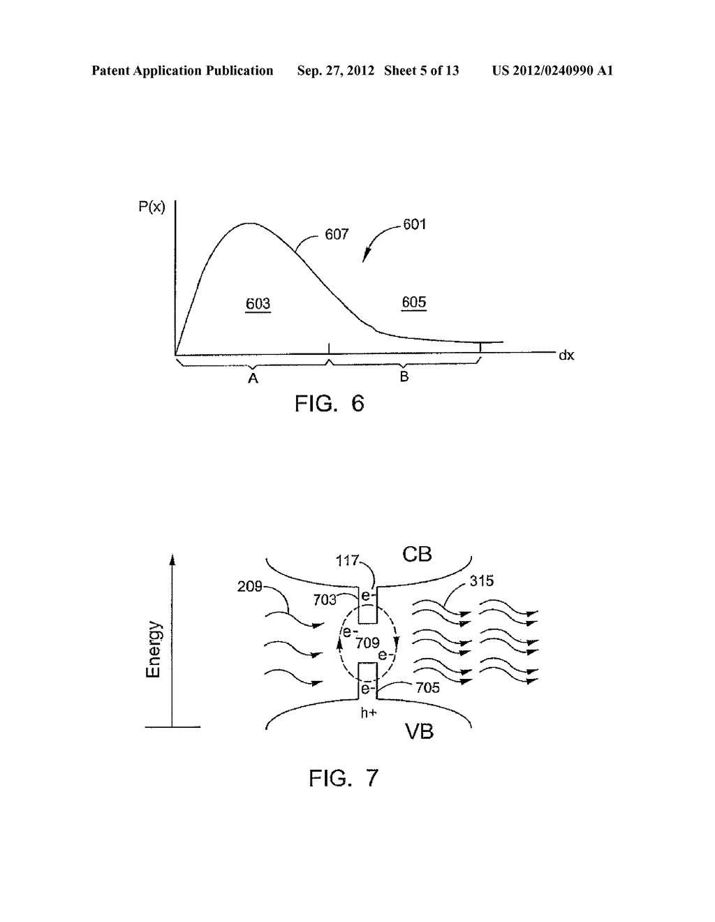 PHOTOVOLTAIC DEVICE EMPLOYING A RESONATOR CAVITY - diagram, schematic, and image 06