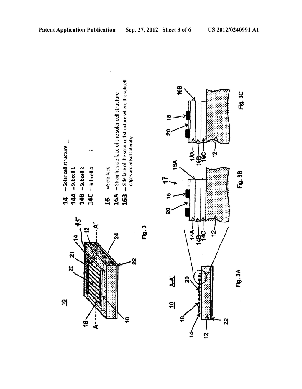 MULTIPLE SOLAR CELL AND METHOD FOR MANUFACTURING THE SAME - diagram, schematic, and image 04