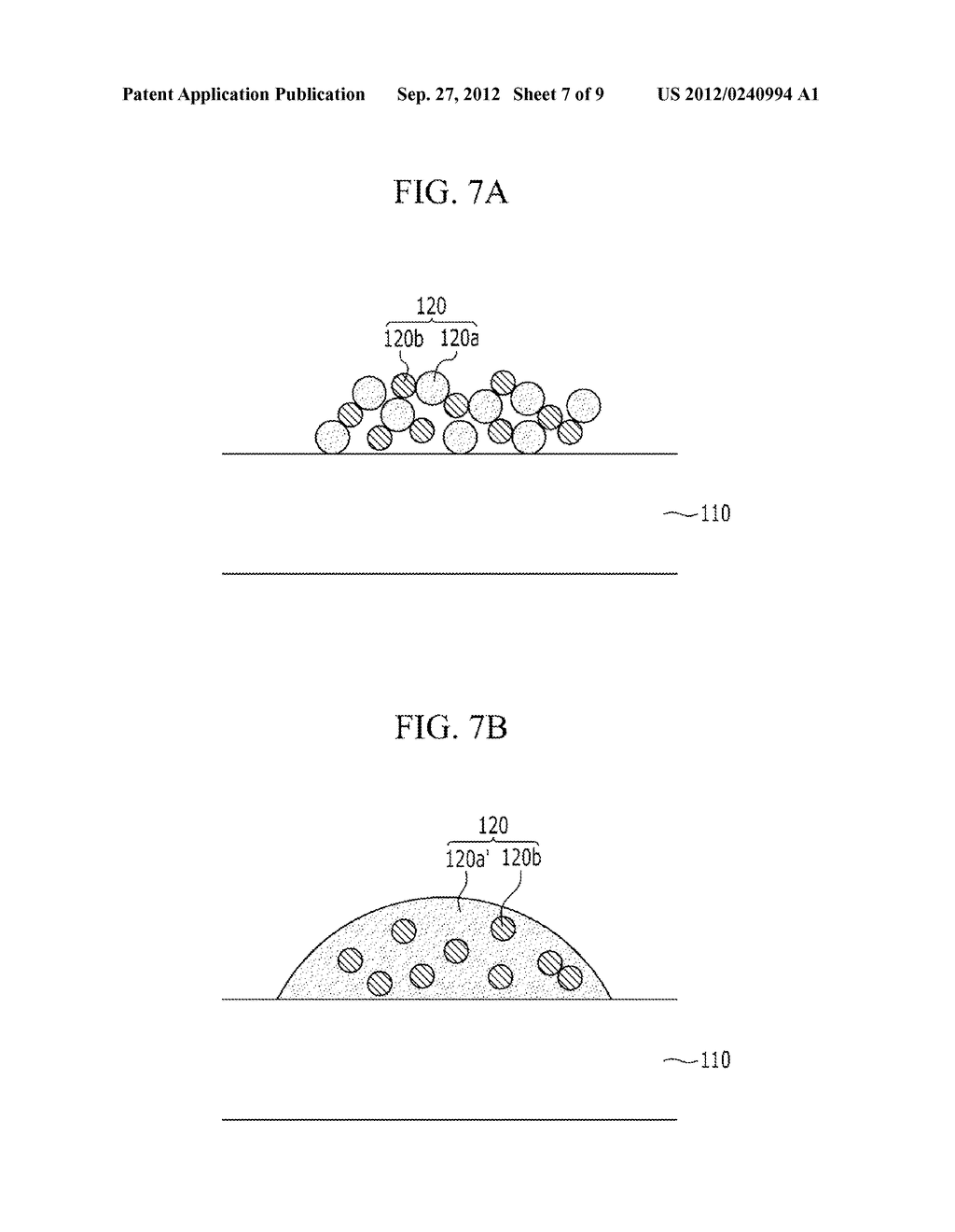 CONDUCTIVE PASTE AND ELECTRONIC DEVICE, AND SOLAR CELL INCLUDING AN     ELECTRODE FORMED USING THE CONDUCTIVE PASTE - diagram, schematic, and image 08