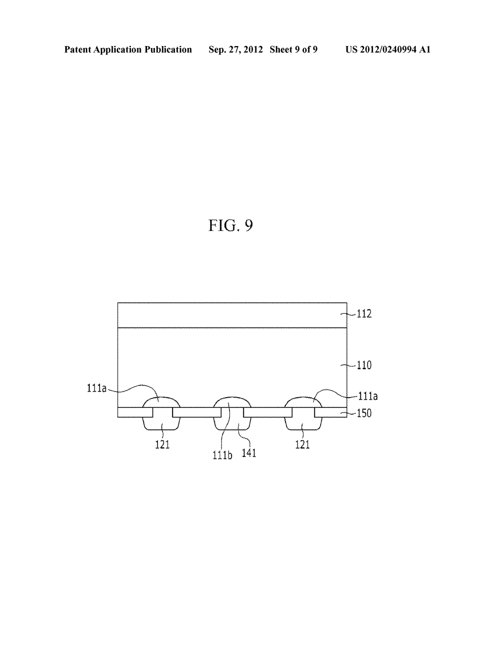 CONDUCTIVE PASTE AND ELECTRONIC DEVICE, AND SOLAR CELL INCLUDING AN     ELECTRODE FORMED USING THE CONDUCTIVE PASTE - diagram, schematic, and image 10