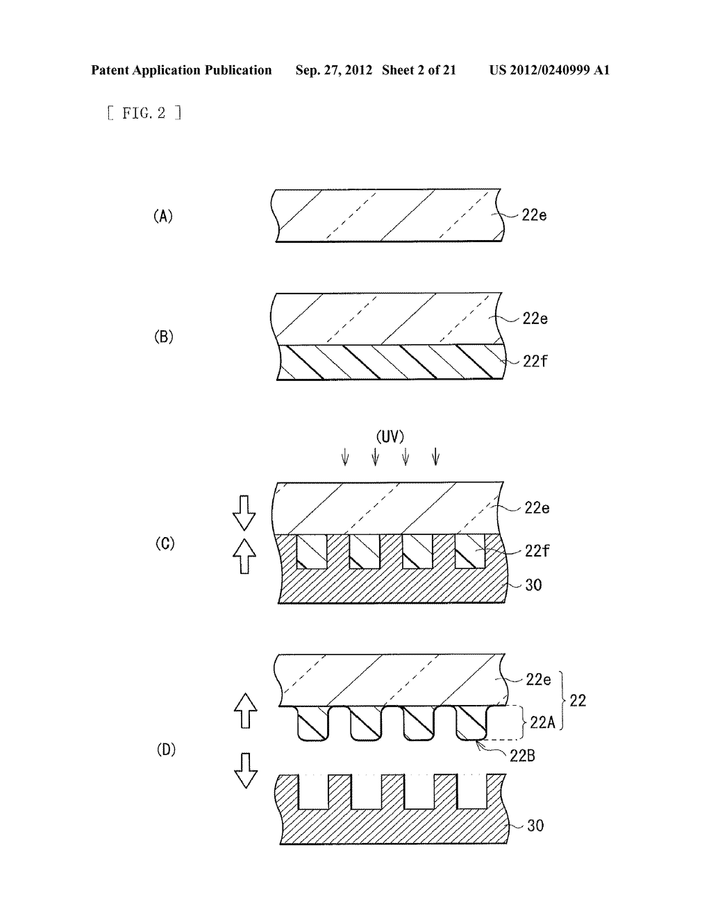 PHOTOELECTRIC CONVERSION DEVICE AND METHOD OF MANUFACTURING PHOTOELECTRIC     CONVERSION DEVICE - diagram, schematic, and image 03