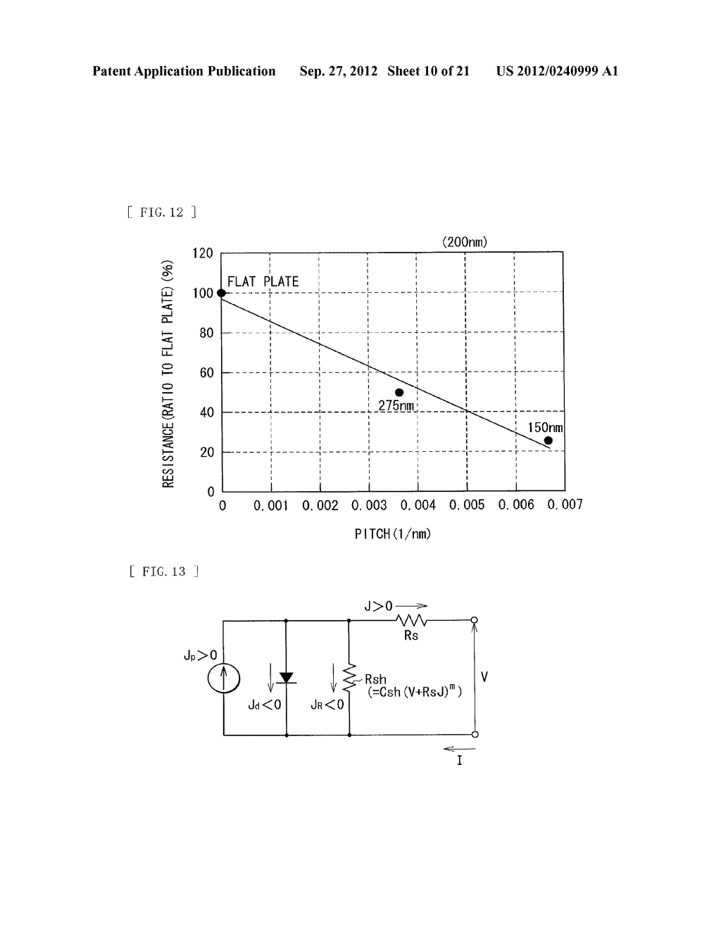 PHOTOELECTRIC CONVERSION DEVICE AND METHOD OF MANUFACTURING PHOTOELECTRIC     CONVERSION DEVICE - diagram, schematic, and image 11