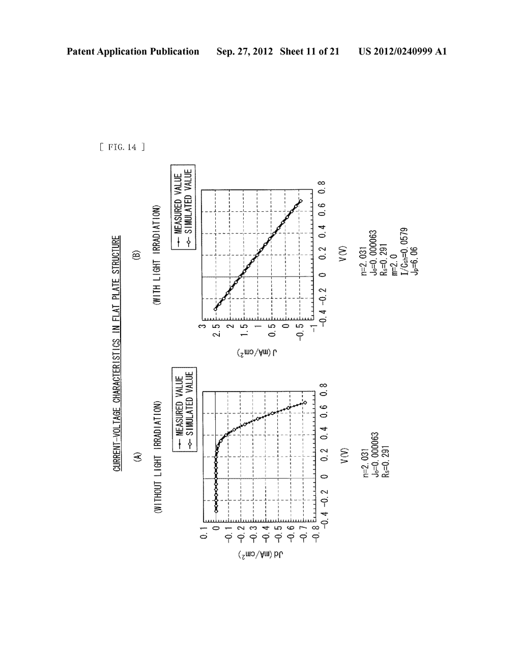 PHOTOELECTRIC CONVERSION DEVICE AND METHOD OF MANUFACTURING PHOTOELECTRIC     CONVERSION DEVICE - diagram, schematic, and image 12