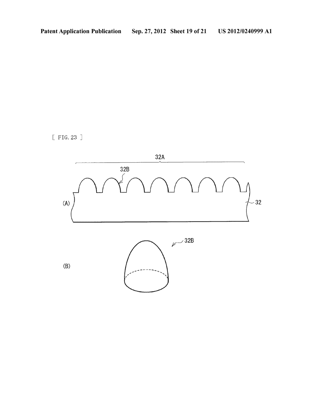 PHOTOELECTRIC CONVERSION DEVICE AND METHOD OF MANUFACTURING PHOTOELECTRIC     CONVERSION DEVICE - diagram, schematic, and image 20
