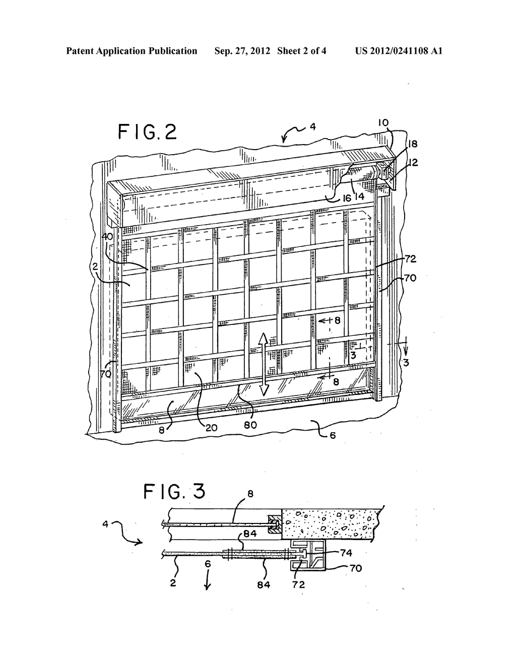 Fabric security barrier, system and/or method for impeding entry into a     space - diagram, schematic, and image 03