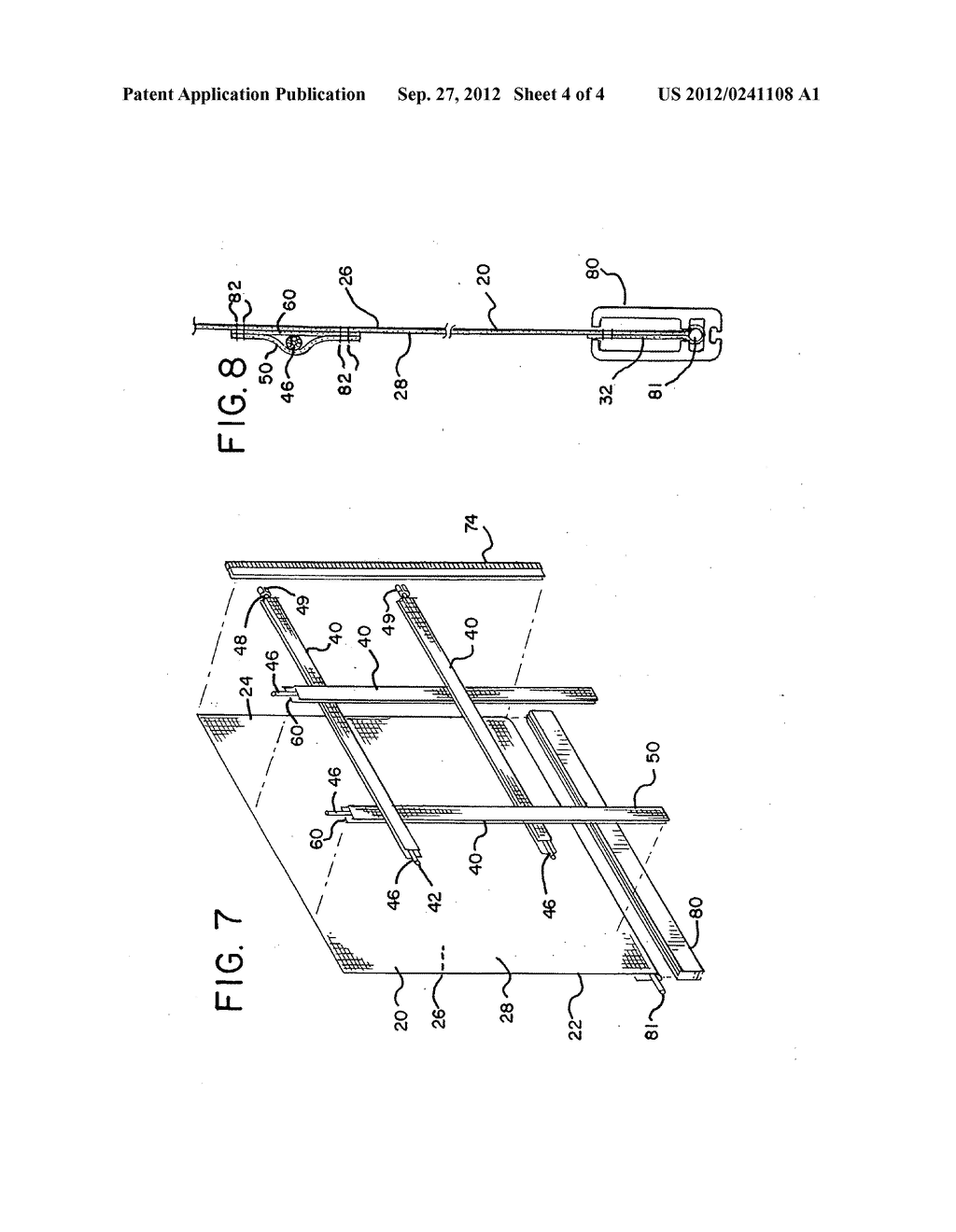 Fabric security barrier, system and/or method for impeding entry into a     space - diagram, schematic, and image 05