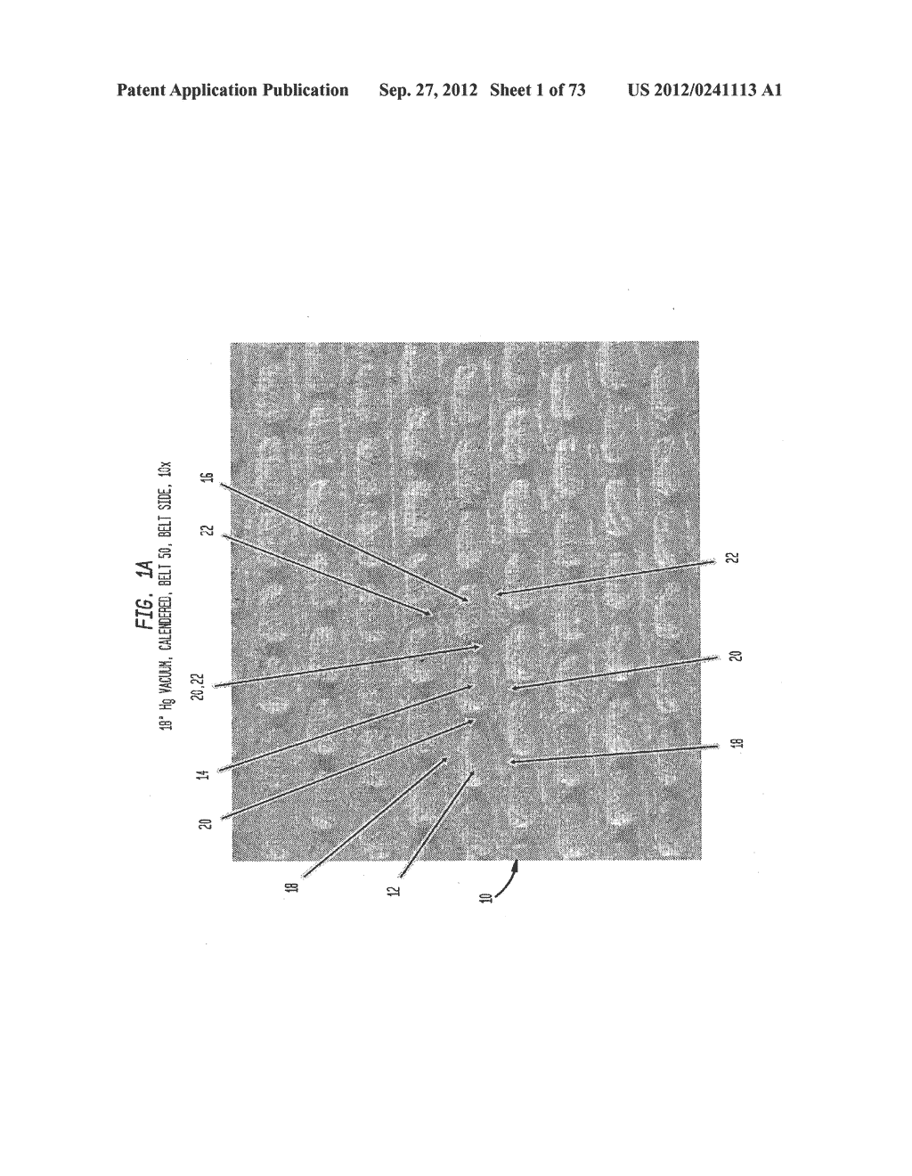 Methods of Making a Belt-Creped Absorbent Cellulosic Sheet Prepared with a     Perforated Polymeric Belt - diagram, schematic, and image 02