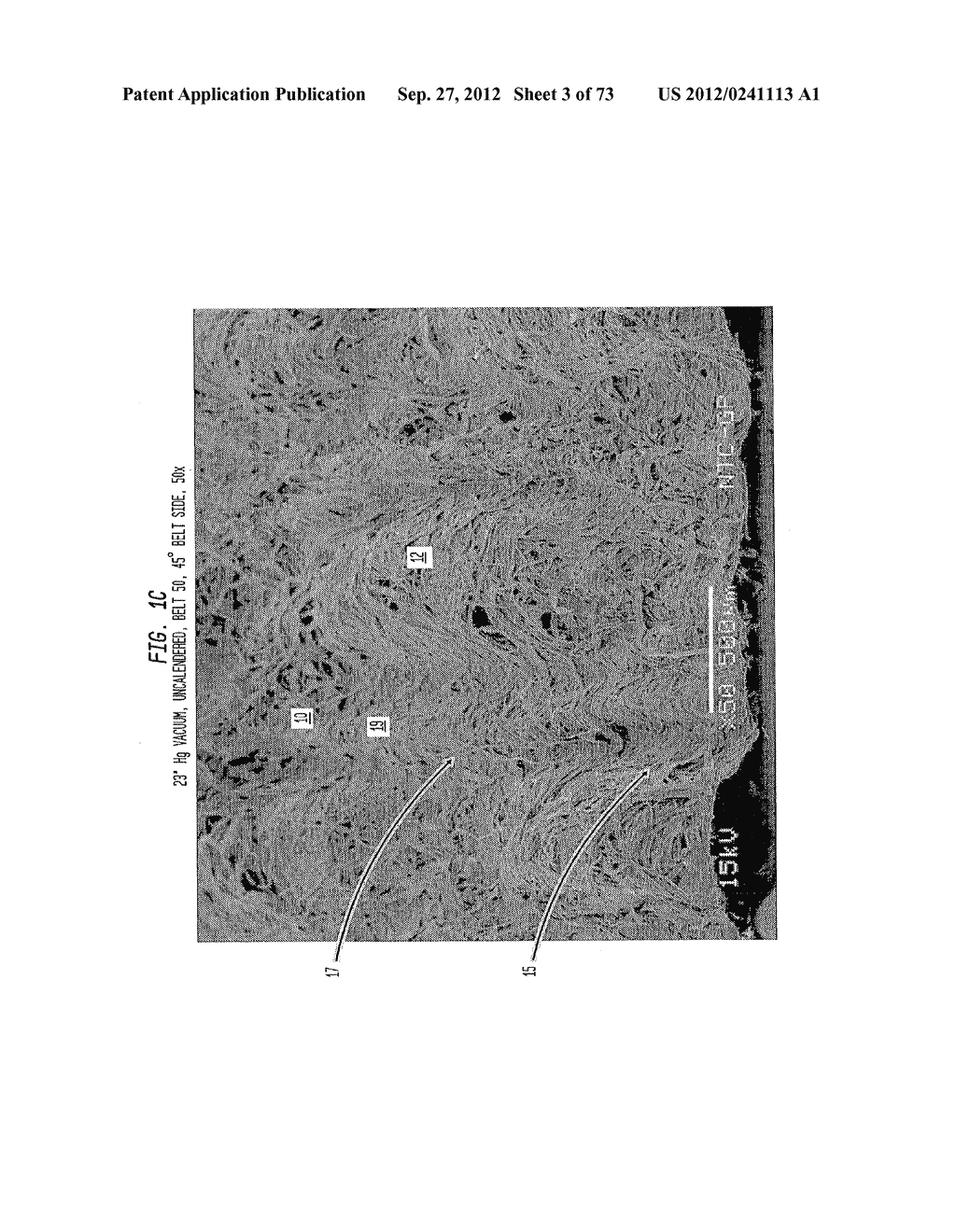 Methods of Making a Belt-Creped Absorbent Cellulosic Sheet Prepared with a     Perforated Polymeric Belt - diagram, schematic, and image 04