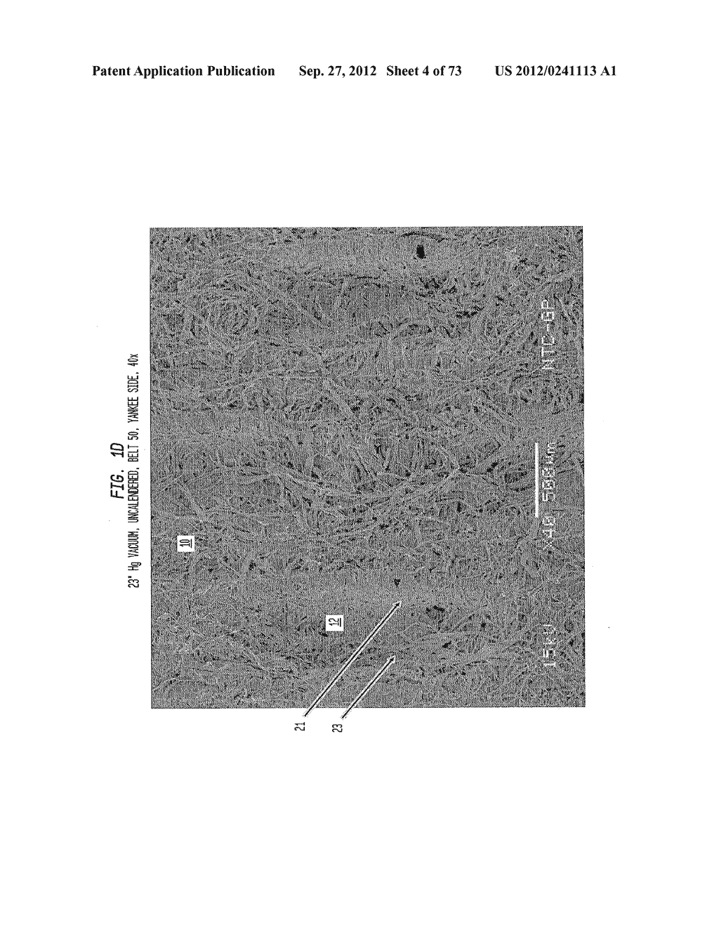 Methods of Making a Belt-Creped Absorbent Cellulosic Sheet Prepared with a     Perforated Polymeric Belt - diagram, schematic, and image 05