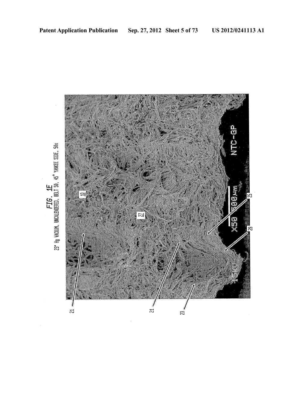 Methods of Making a Belt-Creped Absorbent Cellulosic Sheet Prepared with a     Perforated Polymeric Belt - diagram, schematic, and image 06
