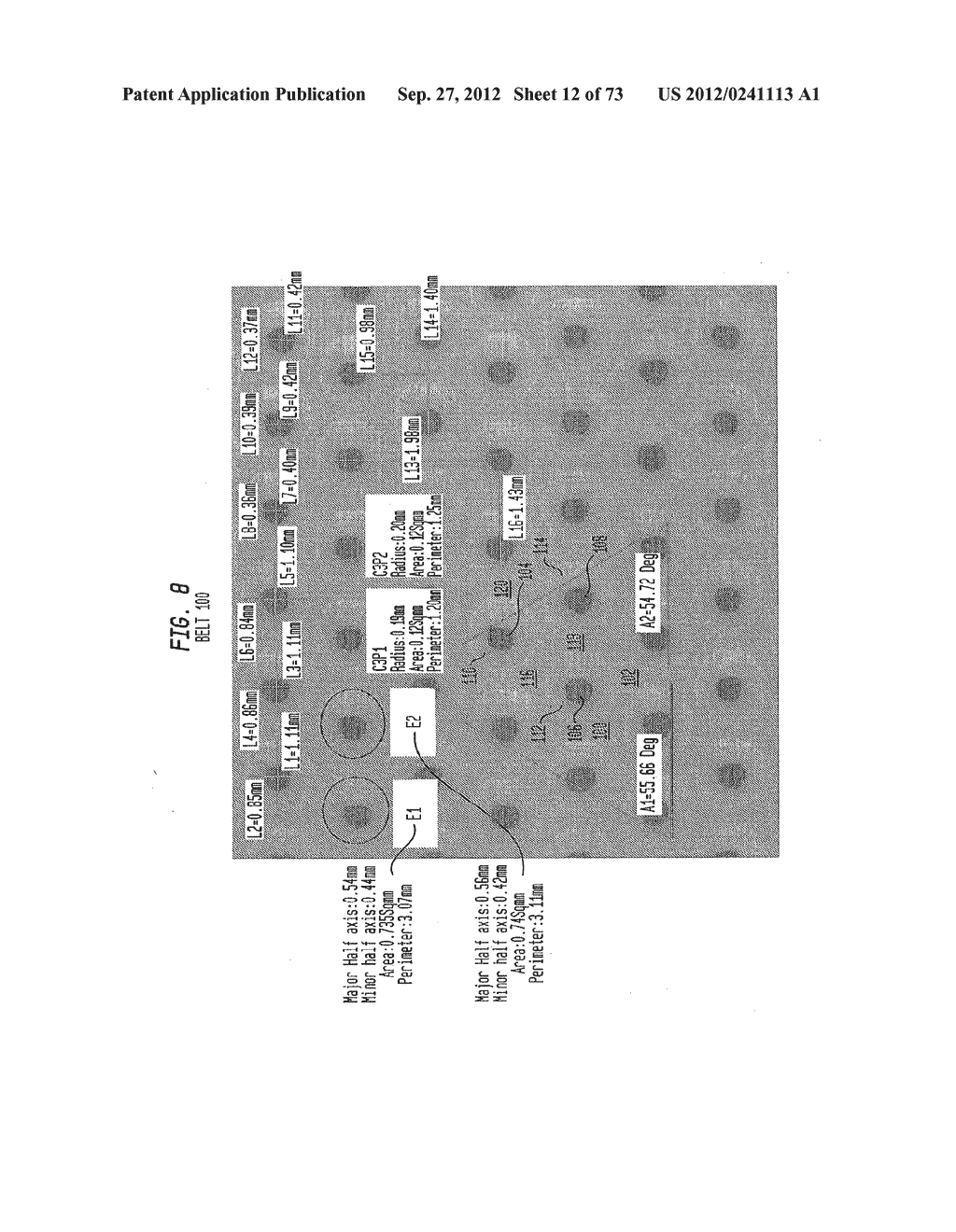 Methods of Making a Belt-Creped Absorbent Cellulosic Sheet Prepared with a     Perforated Polymeric Belt - diagram, schematic, and image 13