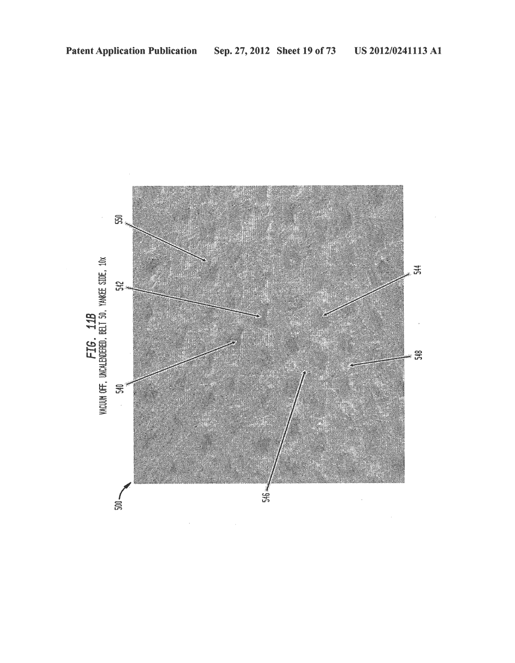 Methods of Making a Belt-Creped Absorbent Cellulosic Sheet Prepared with a     Perforated Polymeric Belt - diagram, schematic, and image 20