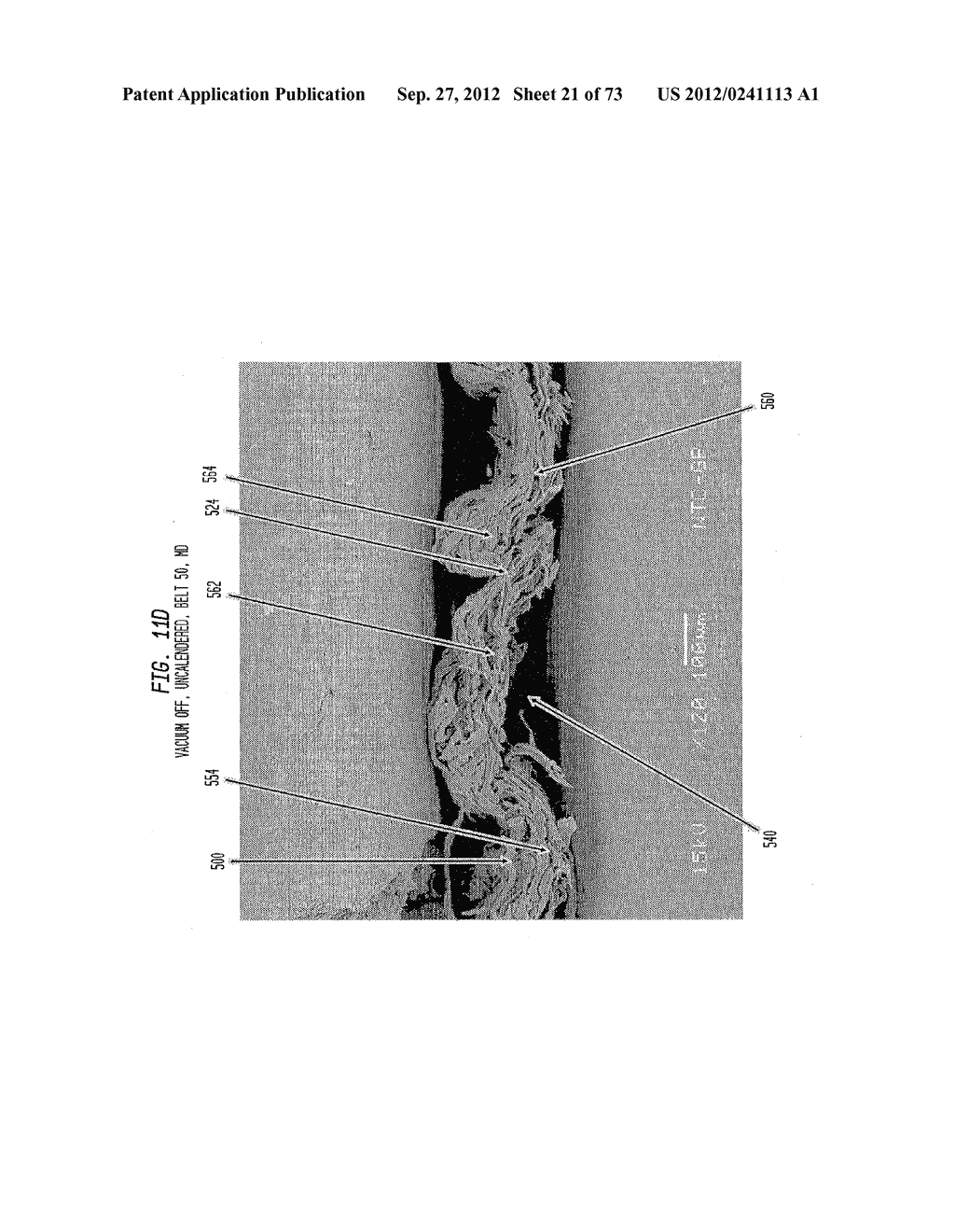 Methods of Making a Belt-Creped Absorbent Cellulosic Sheet Prepared with a     Perforated Polymeric Belt - diagram, schematic, and image 22