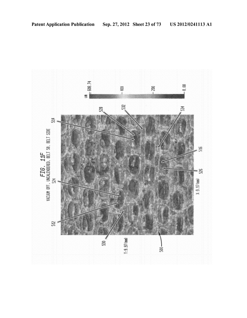 Methods of Making a Belt-Creped Absorbent Cellulosic Sheet Prepared with a     Perforated Polymeric Belt - diagram, schematic, and image 24