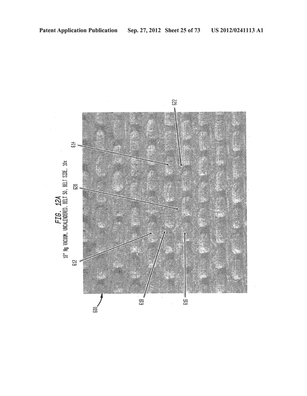 Methods of Making a Belt-Creped Absorbent Cellulosic Sheet Prepared with a     Perforated Polymeric Belt - diagram, schematic, and image 26