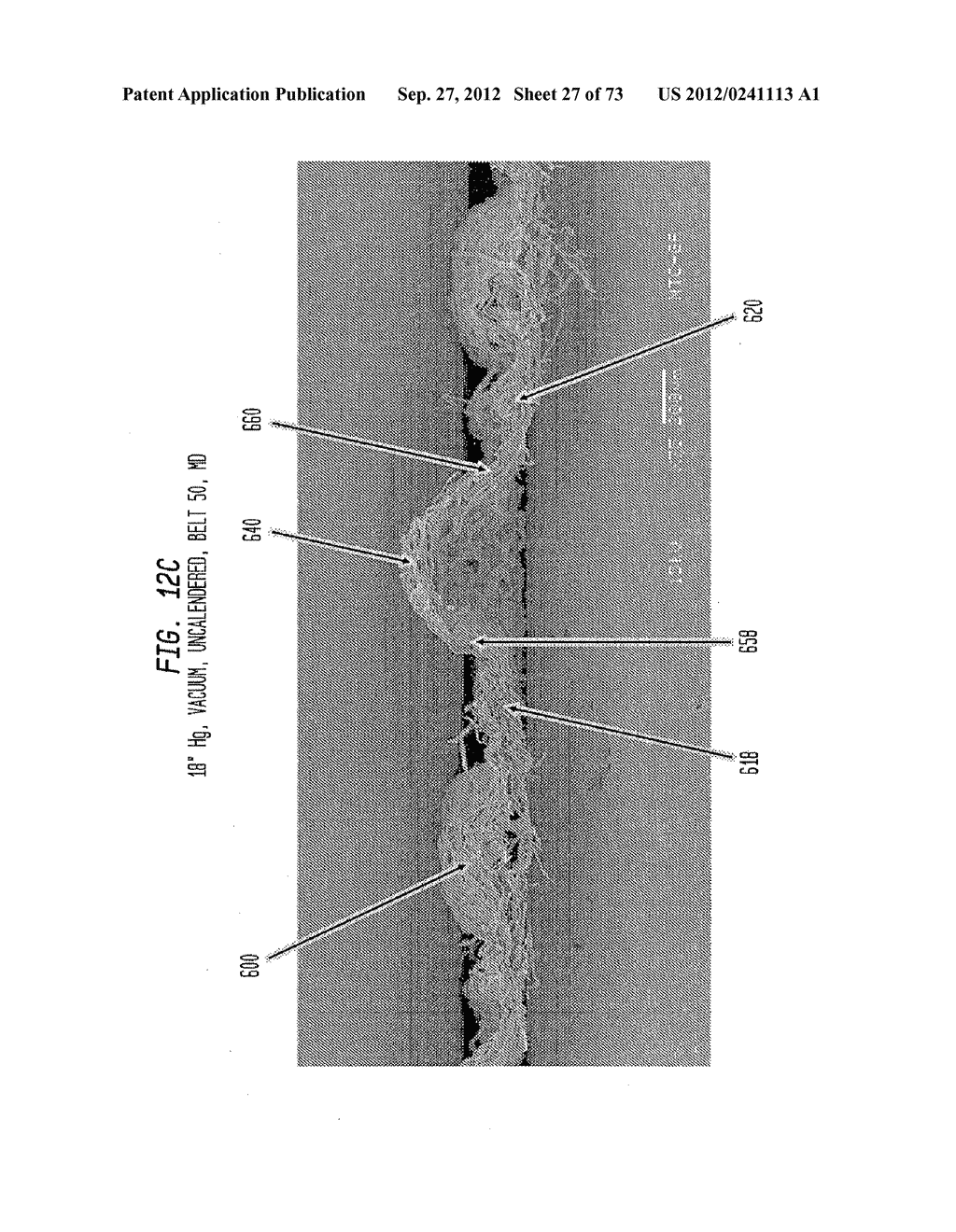 Methods of Making a Belt-Creped Absorbent Cellulosic Sheet Prepared with a     Perforated Polymeric Belt - diagram, schematic, and image 28