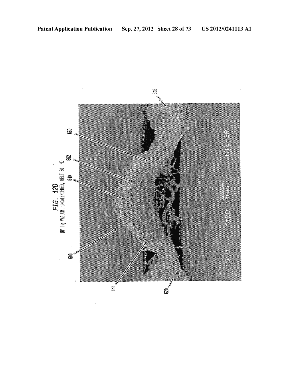 Methods of Making a Belt-Creped Absorbent Cellulosic Sheet Prepared with a     Perforated Polymeric Belt - diagram, schematic, and image 29