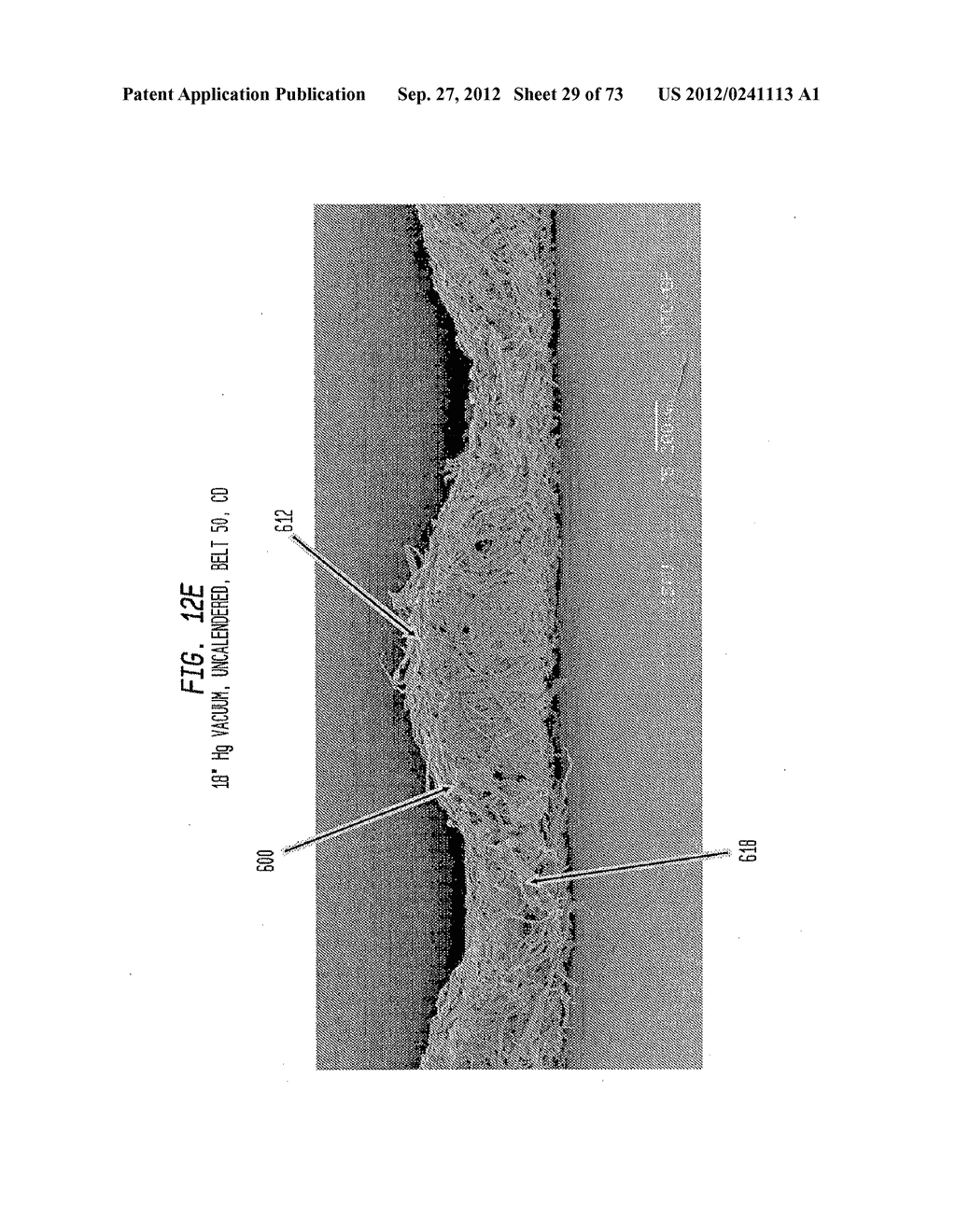 Methods of Making a Belt-Creped Absorbent Cellulosic Sheet Prepared with a     Perforated Polymeric Belt - diagram, schematic, and image 30