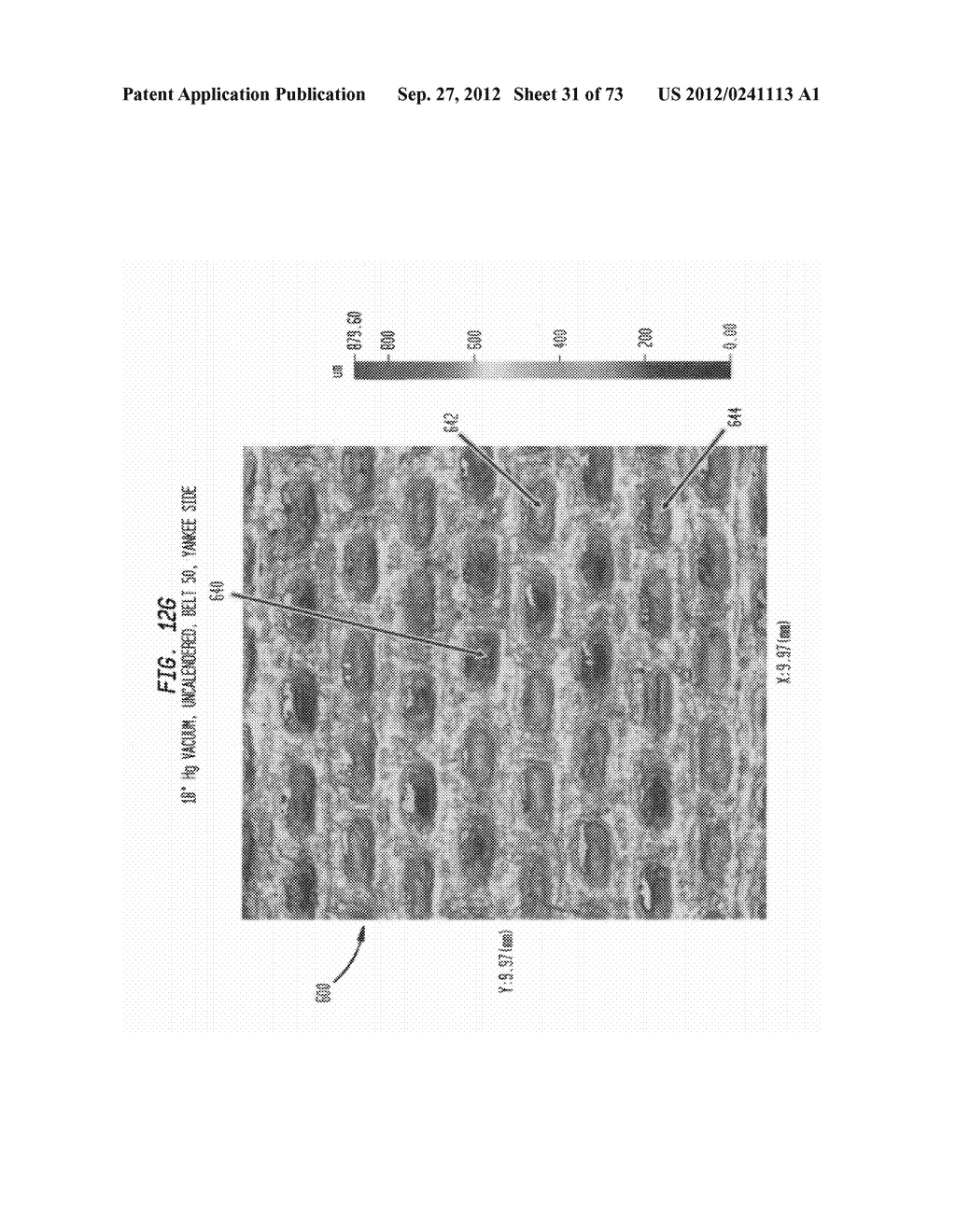 Methods of Making a Belt-Creped Absorbent Cellulosic Sheet Prepared with a     Perforated Polymeric Belt - diagram, schematic, and image 32