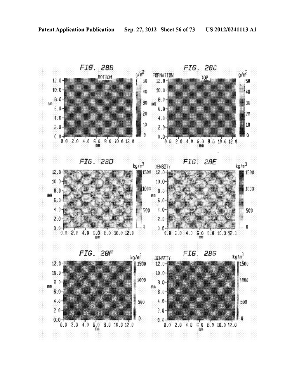 Methods of Making a Belt-Creped Absorbent Cellulosic Sheet Prepared with a     Perforated Polymeric Belt - diagram, schematic, and image 57