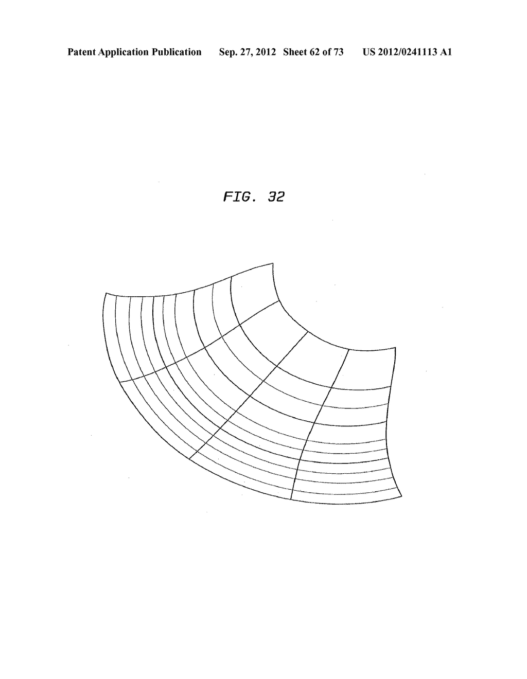 Methods of Making a Belt-Creped Absorbent Cellulosic Sheet Prepared with a     Perforated Polymeric Belt - diagram, schematic, and image 63